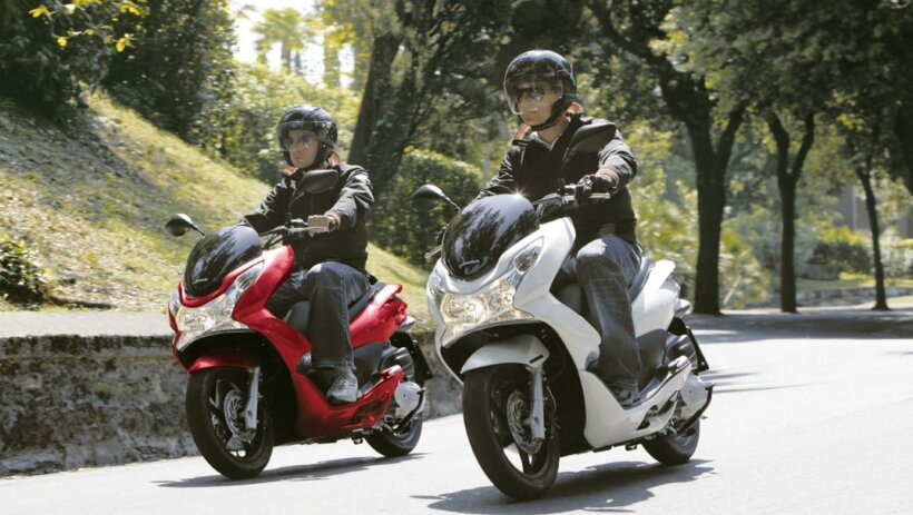 scooters mas vendidos españa 2013 honda pcx 125