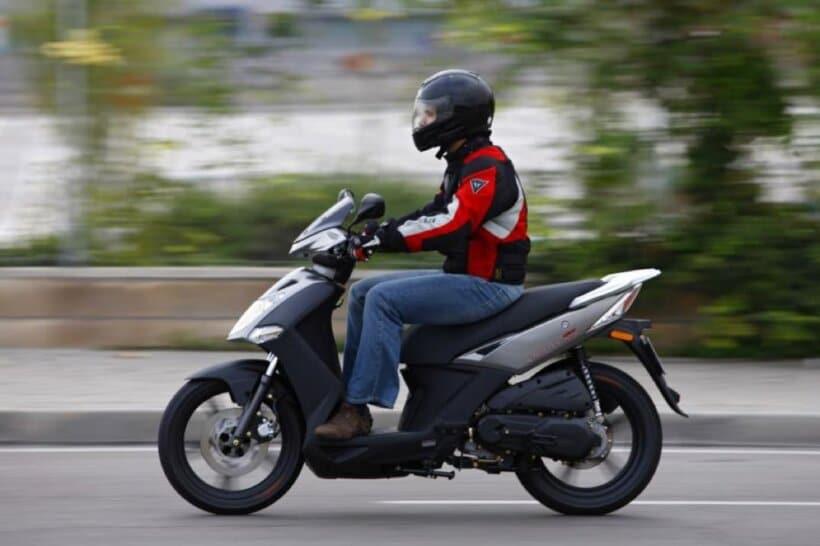 scooters mas vendidos españa 2013 kymco agility city 125