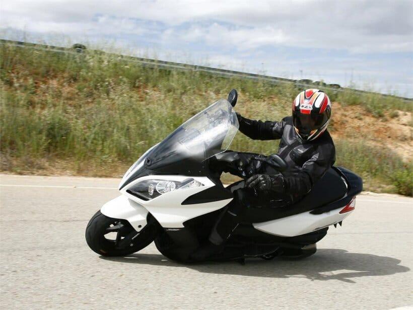 scooters mas vendidos españa 2013 kymco sper dink 125