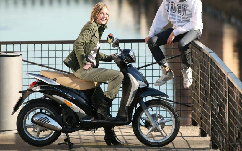scooters mas vendidos españa 2013 piaggio liberty 125