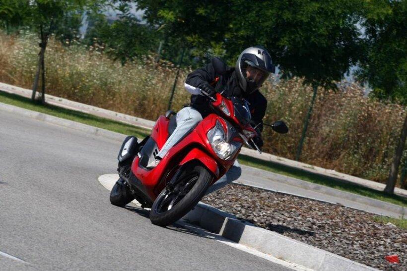 scooters mas vendidos españa 2013 sym symphony 125
