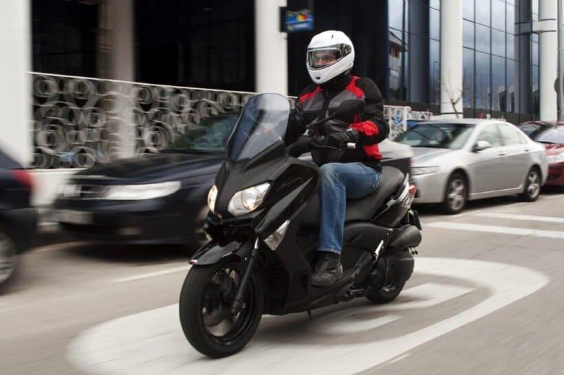 scooters mas vendidos españa 2013 yamaha x-max 125