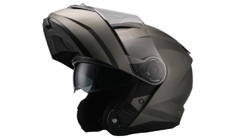 tipos cascos moto modular