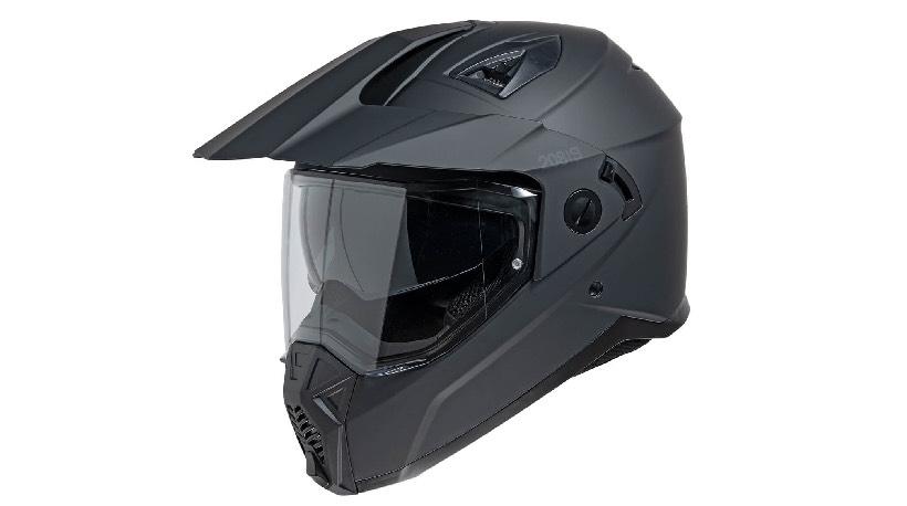 tipos cascos moto trail