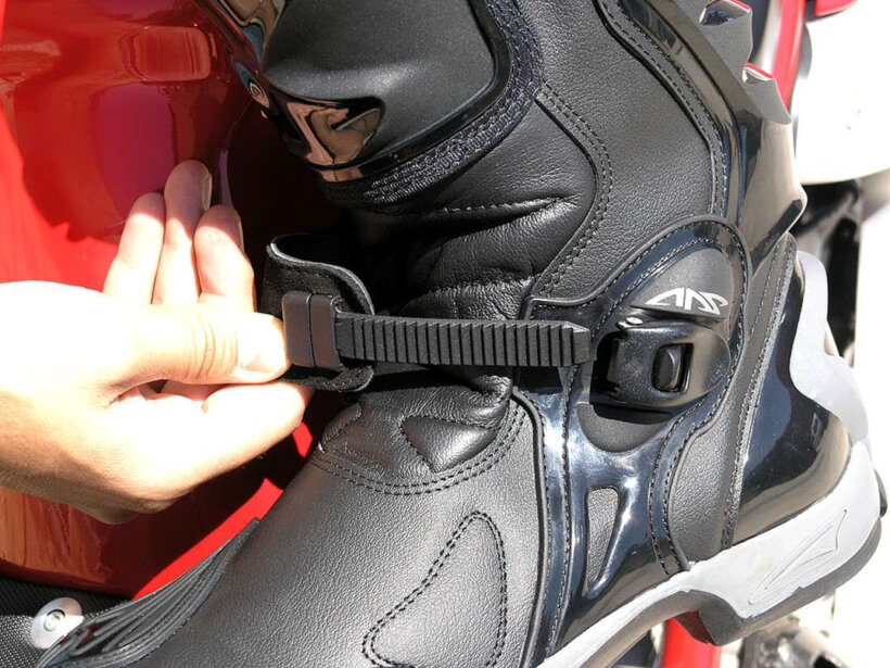 consejos no pasar frio moto botas adecuadas