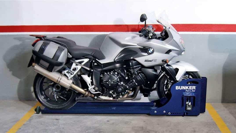 consejos para evitar robo moto anclar moto