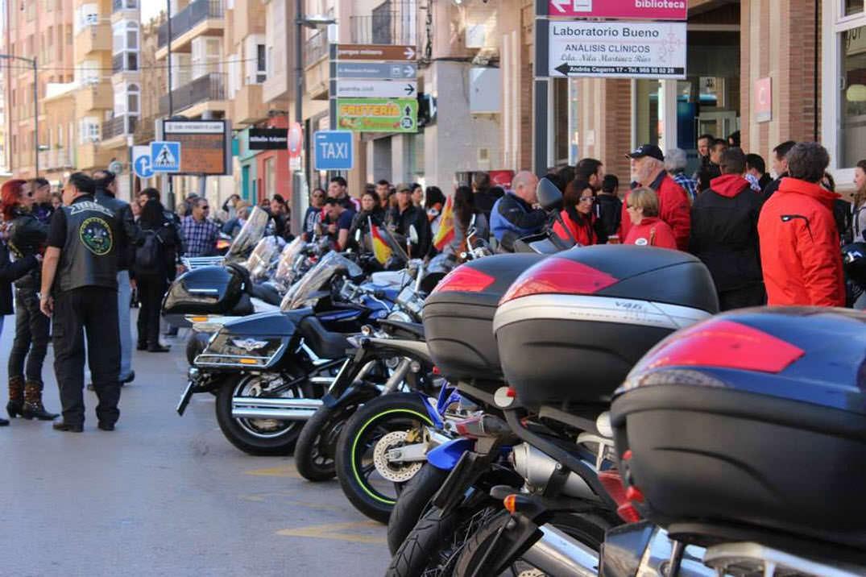 consejos para evitar robo moto aparcar lugar de transito