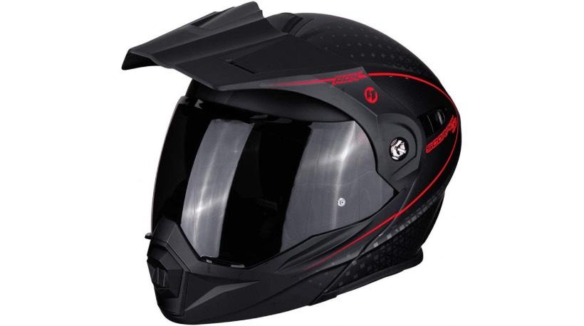 tipos cascos moto dual