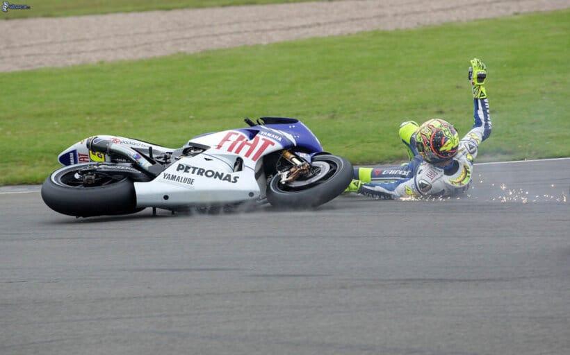 lesiones frecuentes accidente moto abrasion piel