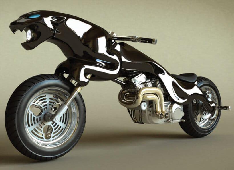 motos raras jaguar