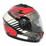 tipos cascos de moto integral