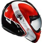 tipos cascos de moto multi modular