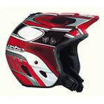 tipos cascos de moto trial