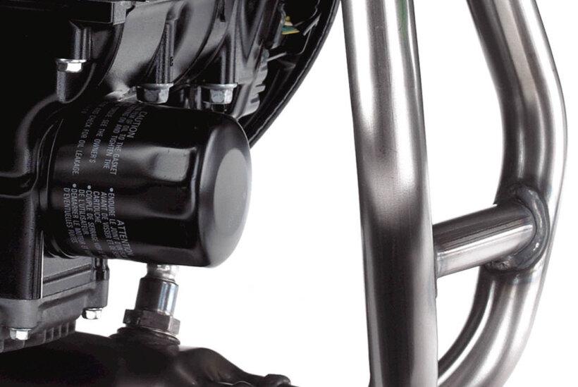 cambio aceite moto instalar filtro de aceite nuevo