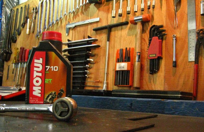 desventajas moto electrica encontrar taller