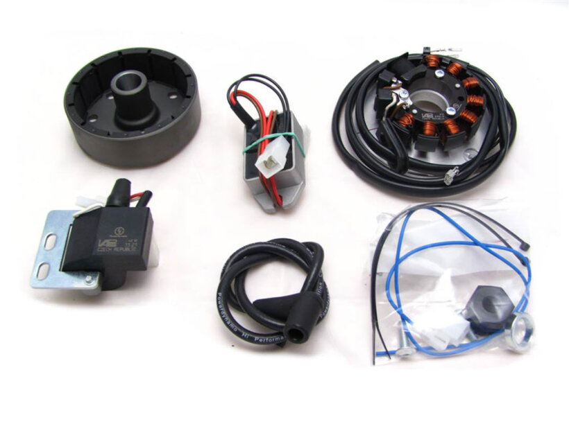 desventajas moto electrica piezas
