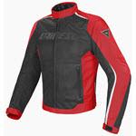 equipamiento motorista calor chaqueta ventilada