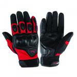equipamiento motorista calor guantes verano
