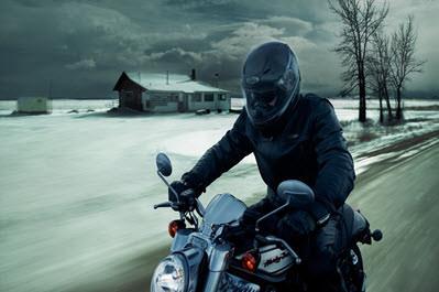 equipamiento motorista frio