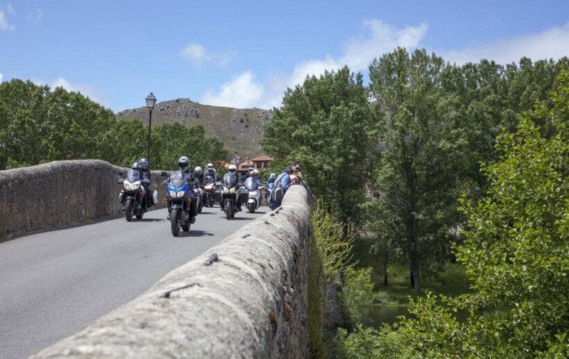 mejores rutas moto españa gredos