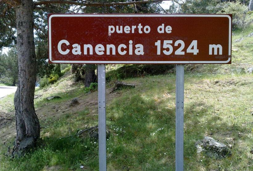 mejores rutas moto españa puerto canencia