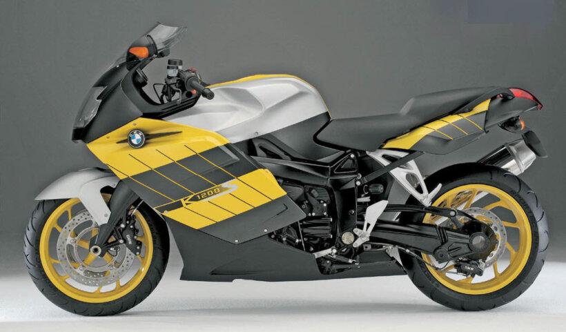 motos mas rapidas mundo bmw k 1200 s
