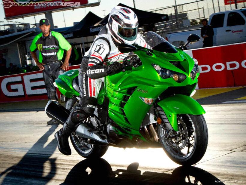 motos mas rapidas mundo kawasaki zx 14r
