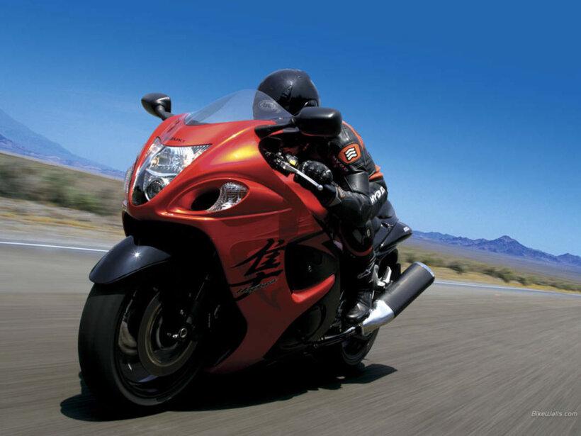 motos mas rapidas mundo suzuki hayabusa