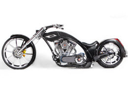 tipos de motos chopper