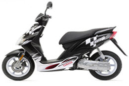 tipos de motos scooter