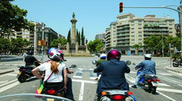 ventajas de motocicleta