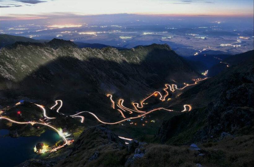 mejores carreteras mundo moto transfagarasan rumania