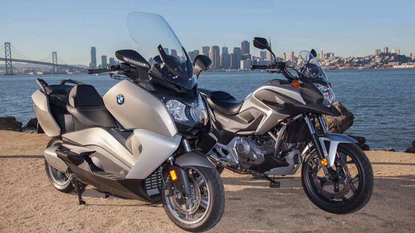 como elegir moto tipo