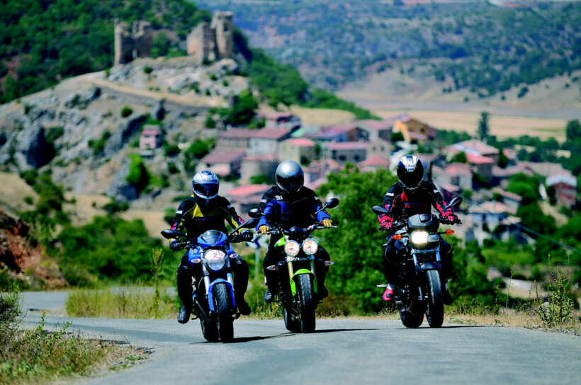 errores motoristas principiantes conocer moto