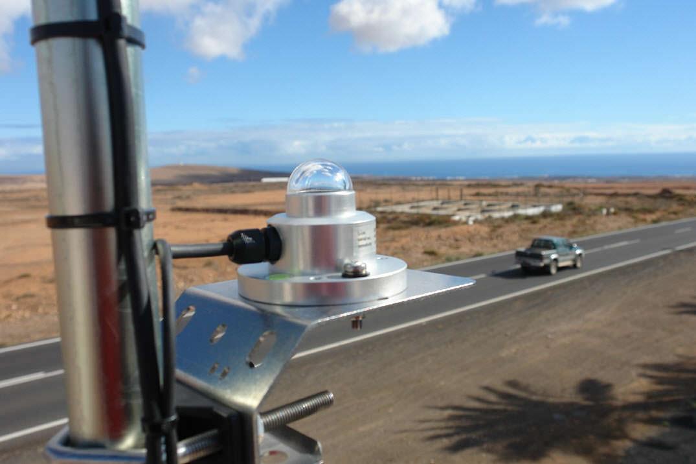 radares trafico falsos estacion meteorologica