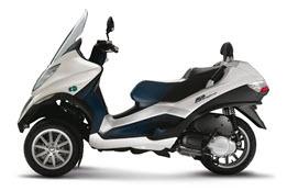 tipos de scooter tres ruedas
