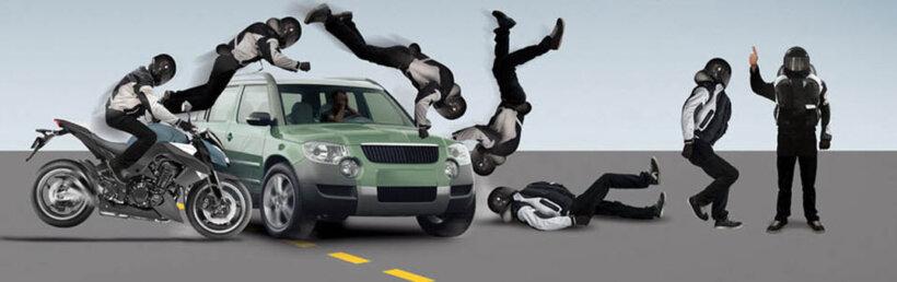 chaqueta airbag motorista seguridad
