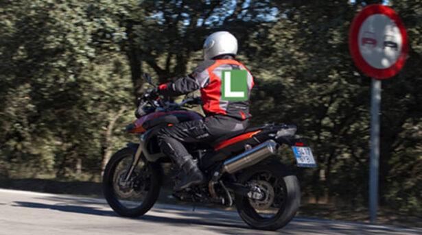 como empezar en moto