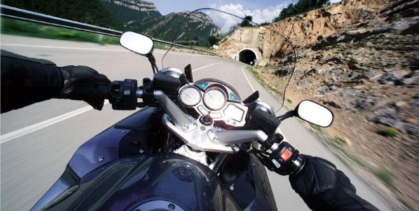 zonas peligro motoristas centro carril carretera