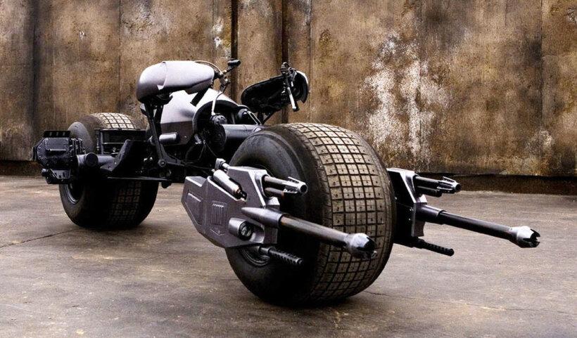 motos miticas cine batmoto batman