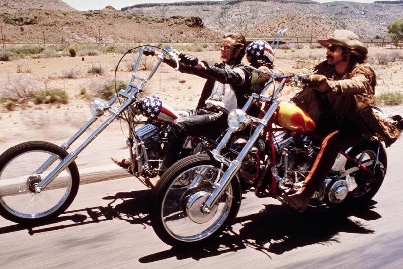motos miticas cine harley davidson easy rider