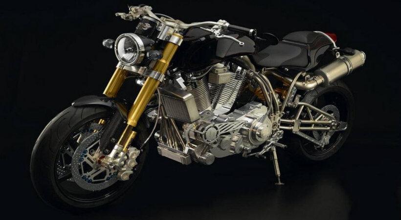 motos mas caras mundo Ecosse series DE TI XX