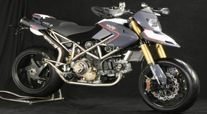 motos mas caras mundo NCR leggera 1200 titanium special