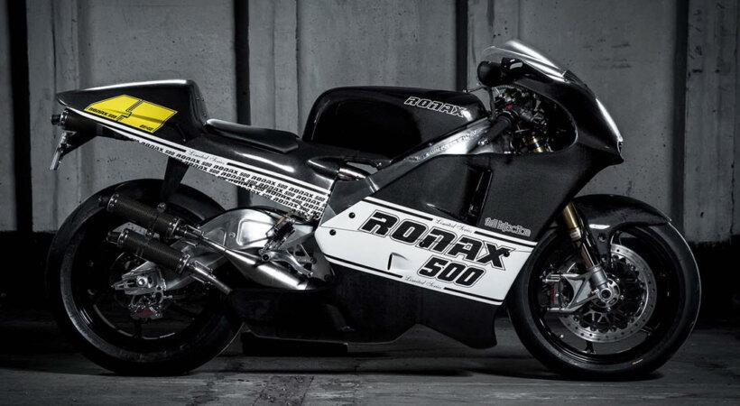 motos mas caras mundo Ronax 500