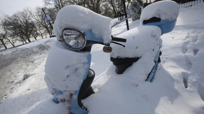 consejos no pasar frio moto