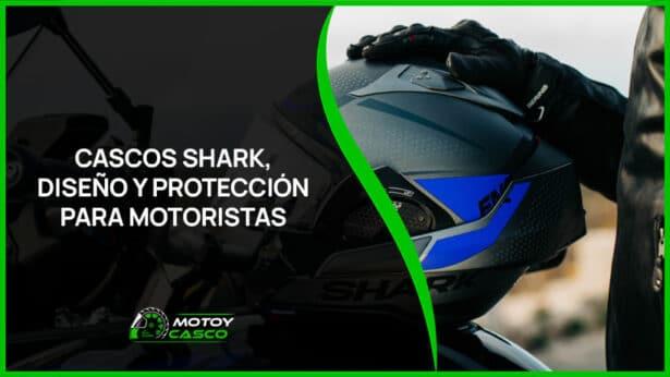 cascos shark modelos accesorios