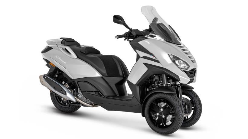 motos de tres ruedas carnet de coche modelos precios peugeot metropolis active