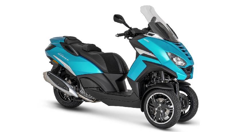 motos de tres ruedas carnet de coche modelos precios peugeot metropolis allure