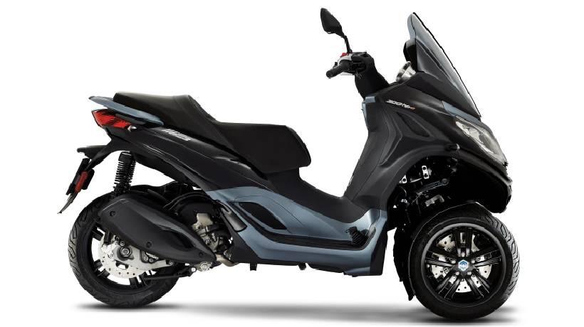 motos de tres ruedas carnet de coche modelos precios piaggio 300