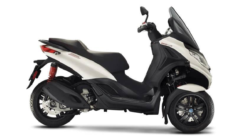 motos de tres ruedas carnet de coche modelos precios piaggio 300 sport